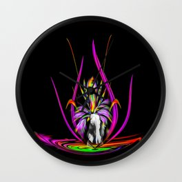 fertile imagination 6 Wall Clock
