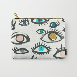 Pop Eyes Carry-All Pouch