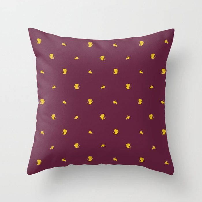 Quarry Throw Pillow
