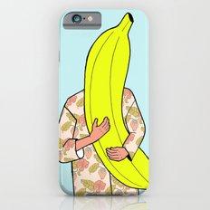 Girl with Banana iPhone 6s Slim Case