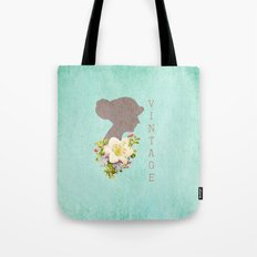 Vintage Obsessions Tote Bag
