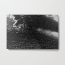 clouds 01 Metal Print