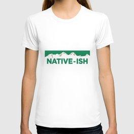 Native-ish T-shirt