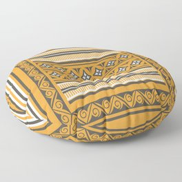Maldivian Traditional Mat Floor Pillow