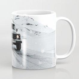 roadtrip in iceland Coffee Mug