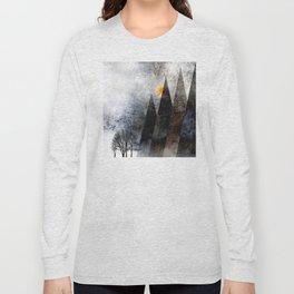 TREES under MAGIC MOUNTAINS VIII-c Long Sleeve T-shirt