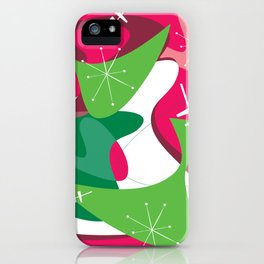 Retro Romp iPhone Case