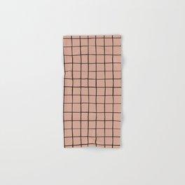 BASIC | Criss Cross Rose Hand & Bath Towel