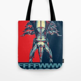 The Call of Reaper -Mass Effect Tote Bag