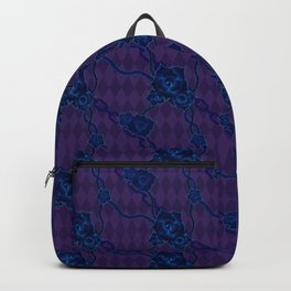 Thorny Rose Vines with Chains Backpack