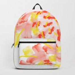 Spin Circle Abstract Art  Backpack
