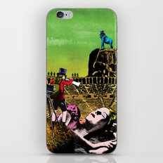Never ending day iPhone & iPod Skin