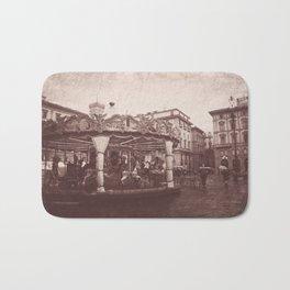 The Carousel Bath Mat