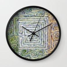 Síocháin (Peace) Wall Clock