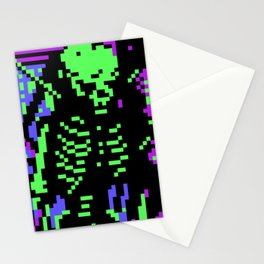 Toxic Super Freakout Stationery Cards