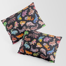 Gecko Pillow Sham