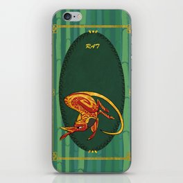 Year of the Rat iPhone Skin