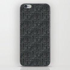 Day 070 | #margotsdailypattern iPhone & iPod Skin
