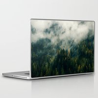 fog Laptop & iPad Skins featuring Fog by EclipseLio