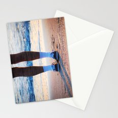 Stand Up and Step Out Stationery Cards