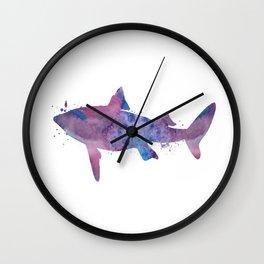 Shark Wall Clock