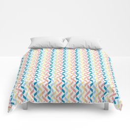 Ordered Peaches by the Sea Comforters