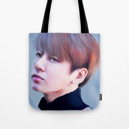 JUNGKOOK BTS Tote Bag