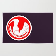 The symbol #II Rug