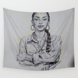 Smooth Operator Wall Tapestry