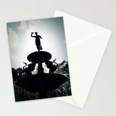 Heavenly Fountain Stationery Cards
