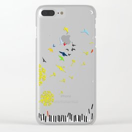 lullaby Clear iPhone Case
