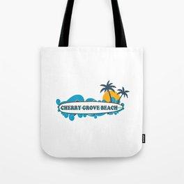 Cherry Grove Beach - South Carolina. Tote Bag