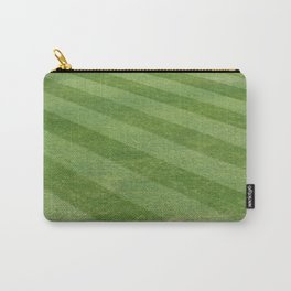 Play Ball! - Freshly Cut Grass - For Bar or Bedroom Carry-All Pouch