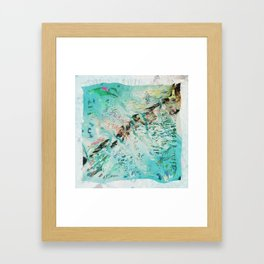 SPLLRGGR Framed Art Print