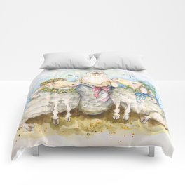 Spring Time Song Comforters