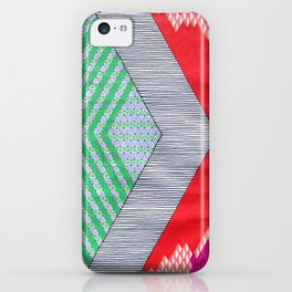 Isometric Harlequin #8 iPhone Case
