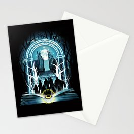 Magic Ring Stationery Cards