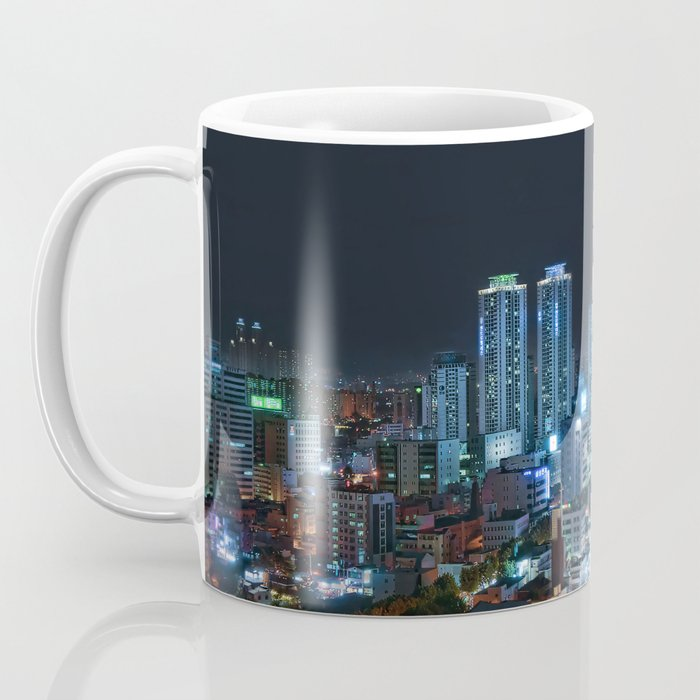 Daegu at Night Coffee Mug