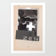 bookmark series pg 414 Art Print
