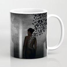 The Butterfly Transformation II Mug