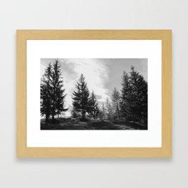 Zeitgefluester NO1 Framed Art Print