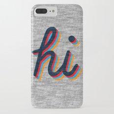 Hi iPhone 7 Plus Slim Case