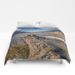 Llyn Cowlyd Snowdonia Comforters