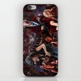 AC/DC Black Ice iPhone Skin