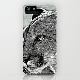 IF YOU KNEW WHAT I WAS THINKING iPhone Case