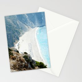 marine collection. Greece. Kefalonia Stationery Cards