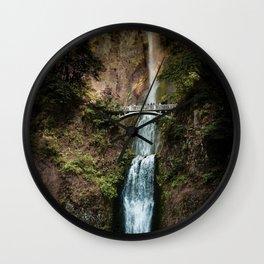 multnomah falls Wall Clock
