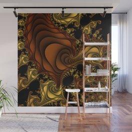 Cornucopia Fractal Wall Mural