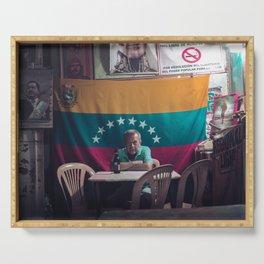 Bar Las Delicias- Caracas - Venezuela Serving Tray