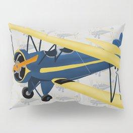 Bi-Plane - Fleet Model Pillow Sham